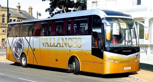 V9 LLN 'Vallances', Kirkby in Ashfield, Notts. Volvo B9R / Jonkheere SHV on Dennis Basford's railsroadsrunways.blogspot.co.uk'