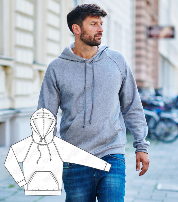 984f2548f Add a Zipper to Your Favorite Hoodie Pattern! – Sewing Blog ...