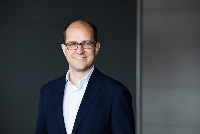 Peter Schiefer, Unternehmenssprecher von T-Mobile Austria