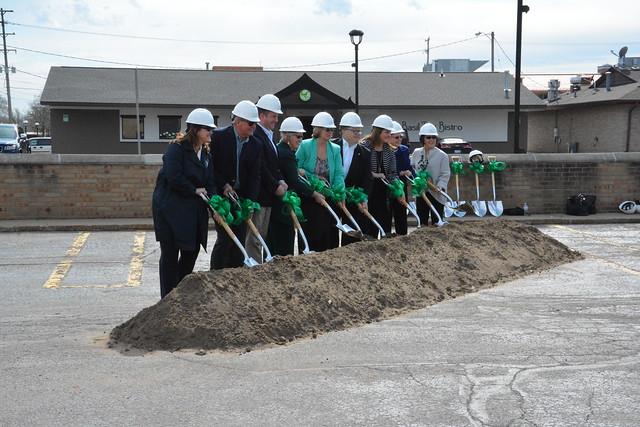 Delta College breaks ground for new Midland center