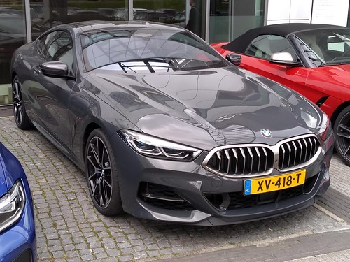 2019 BMW M850i Coupé Photo