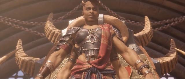 Mortal Kombat 11 - She-man