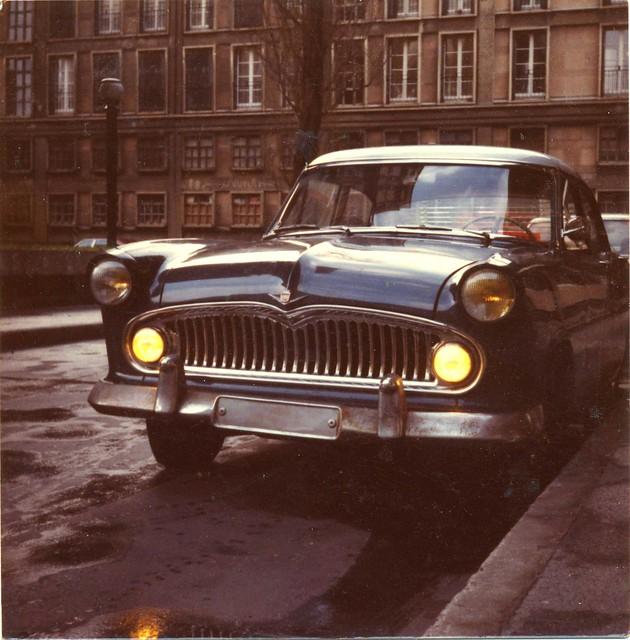 Simca Versailles 1956