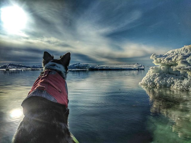 Grande-Anse en hiver