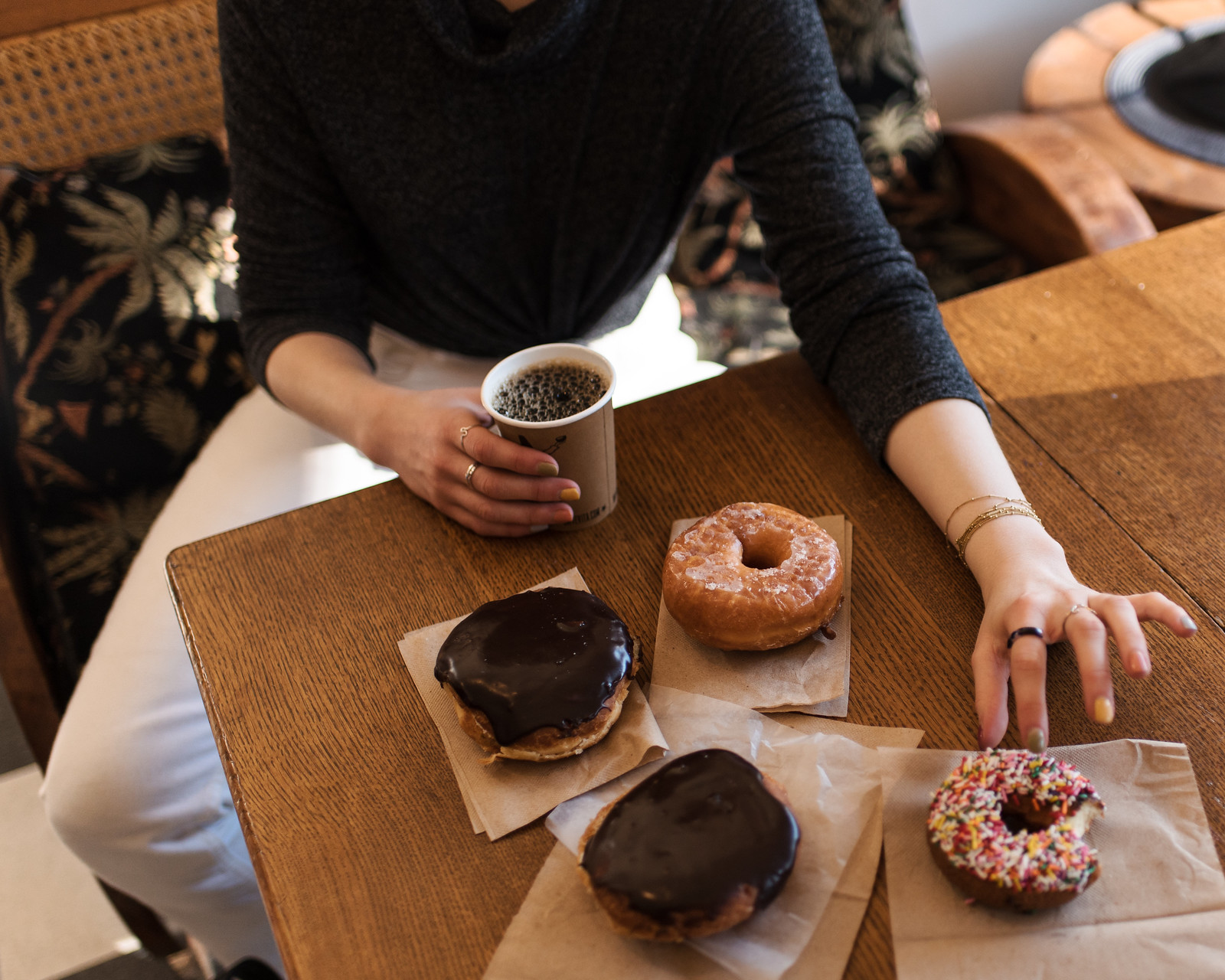 Original Bakery in West Seattle on juliettelaura.blogspot.com