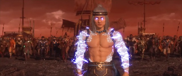 Mortal Kombat 11 - Fire God Liu Kang
