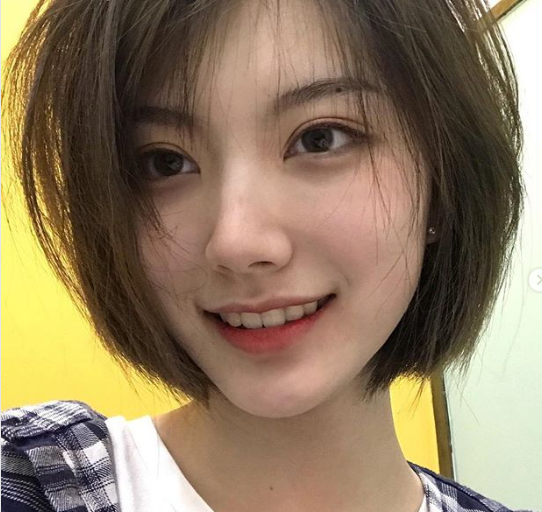 Shapely Korean Short Hairstyles For Women 2019