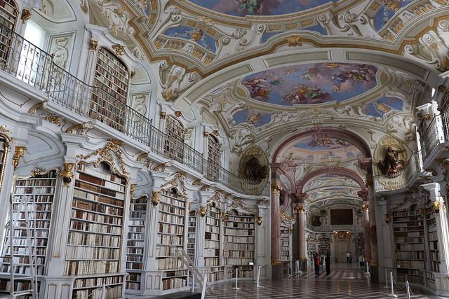 Biblioteca Monasterio de Admont