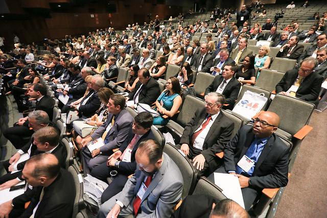28.01.2019 - Reunião Administrativa conjunta entre os Presidentes de Subseções e Conselheiros Secionais