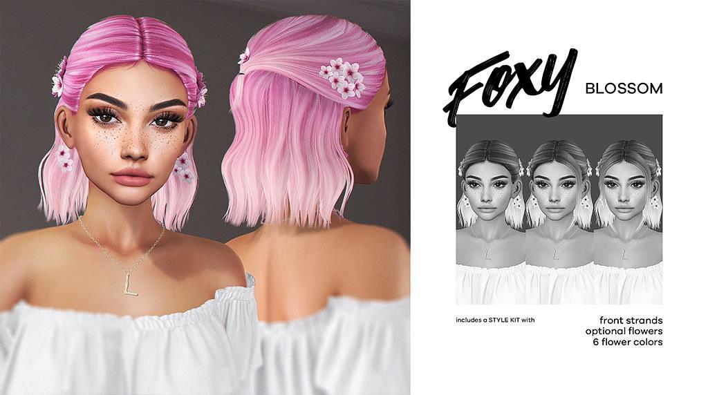 Foxxy – Blossom @ equal10