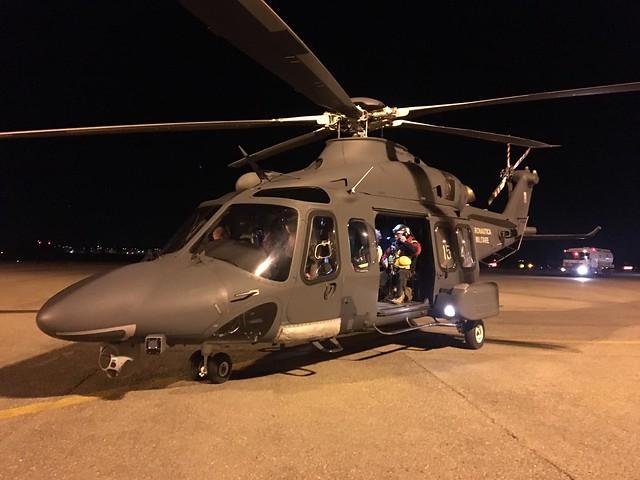 elicottero centro csar gioia del colle