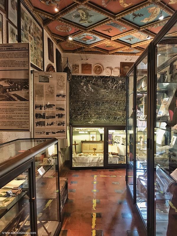 Museo degli Alpini, Bassano del Grappa