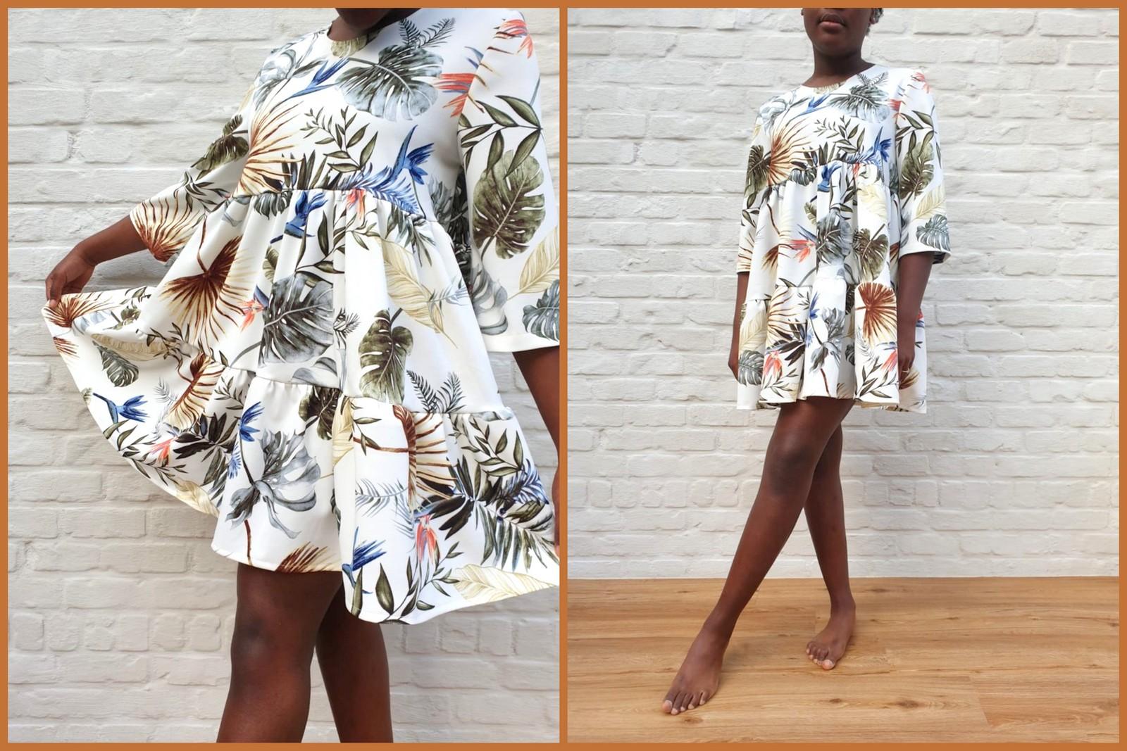 mira dress - fibre mood 2