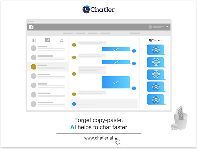Chatler Chrome extension