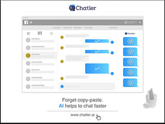 Chatler Chrome extension