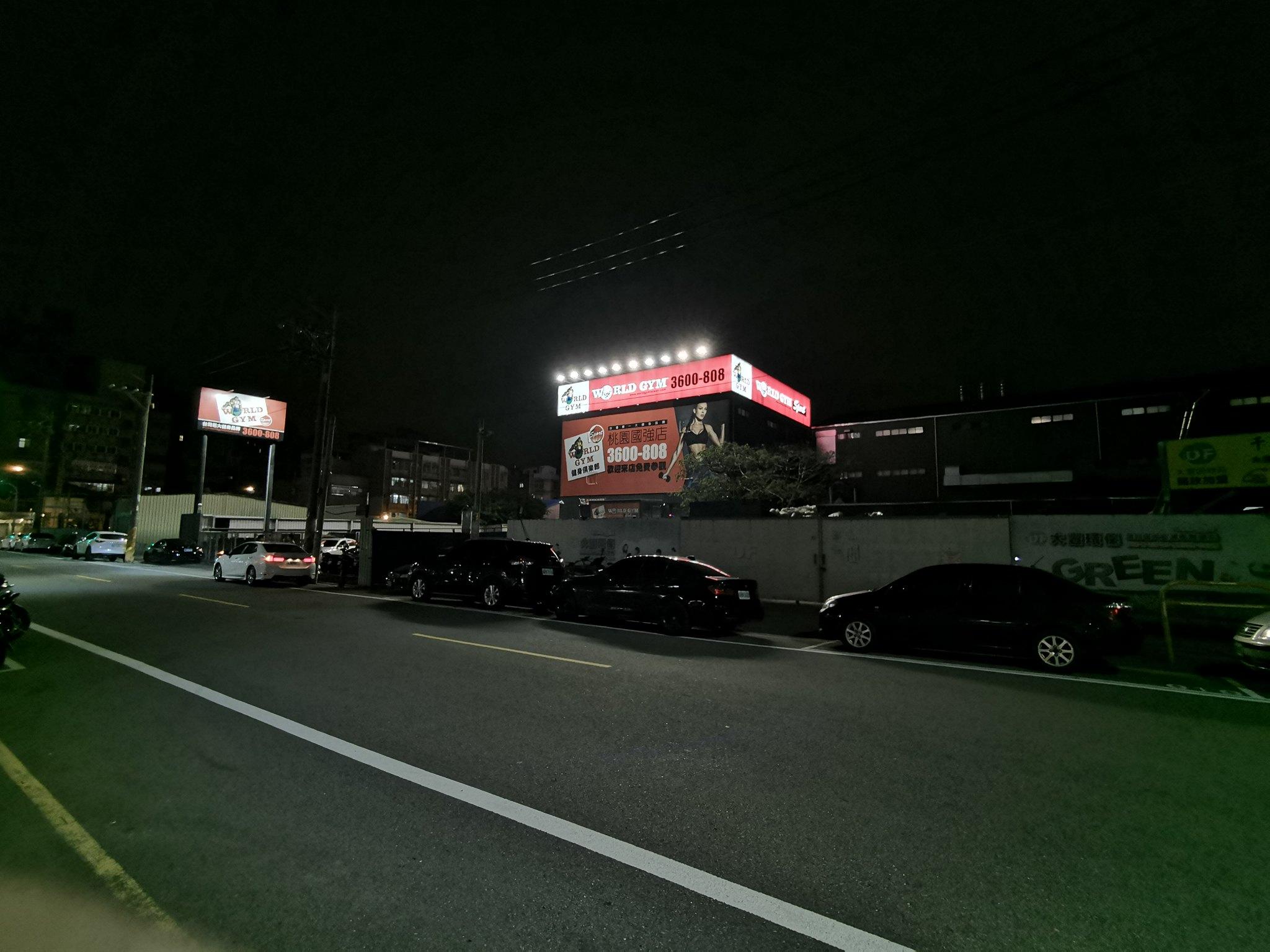 華為p30 pro 夜間廣角
