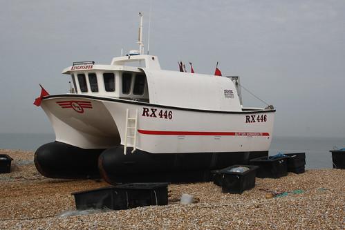 Fishing Boat RX446 KINGFISHER
