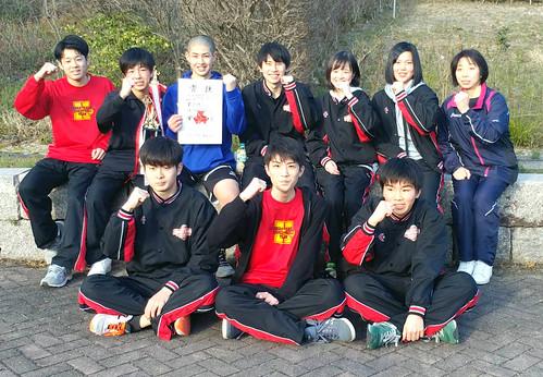 中国選手権三次地区予選(バスケット)1
