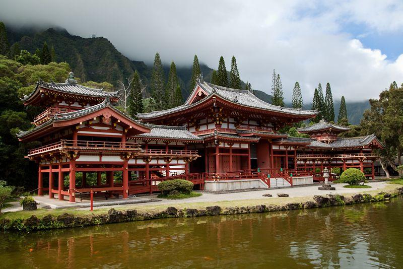 Buddhist shrines