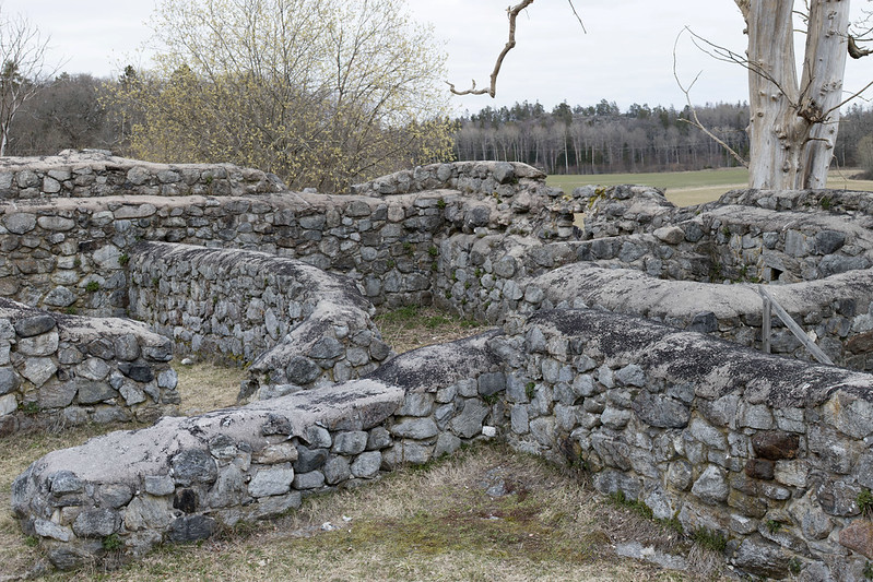 Hammersta Borgruin