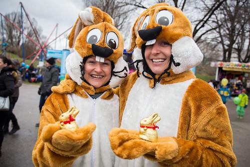 Osterfest im Olympiapark 2019