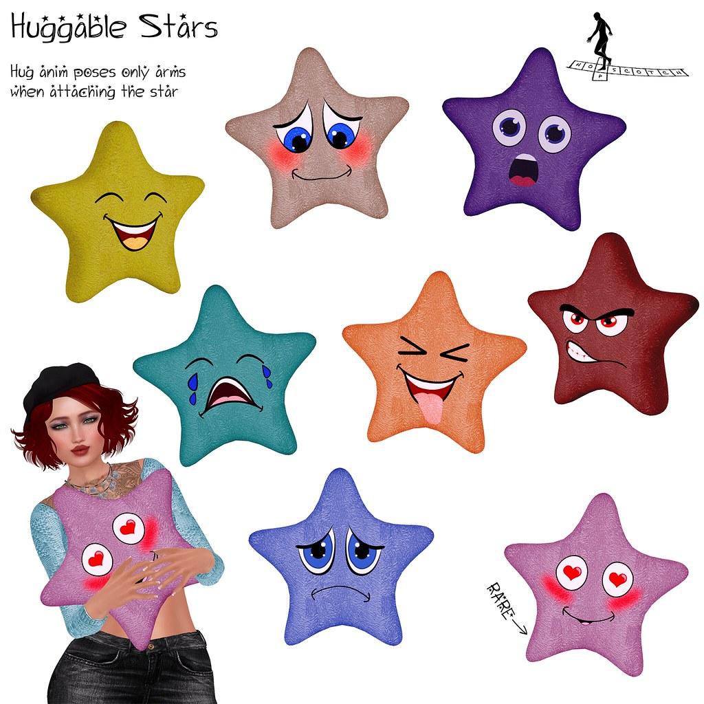Huggable Stars