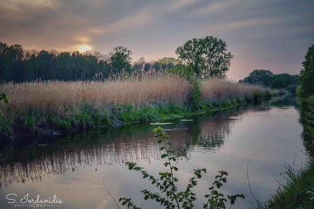 Sunset Time, Wachtendonk