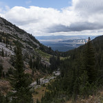 Jackson Hole through Open Canyon