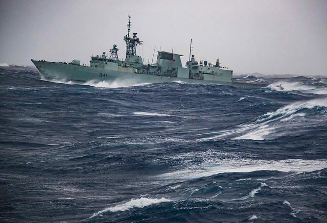 Heavy Sea State
