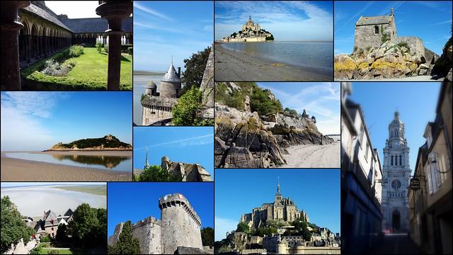 Avranches Le Mont-Saint-Michel (Manche)