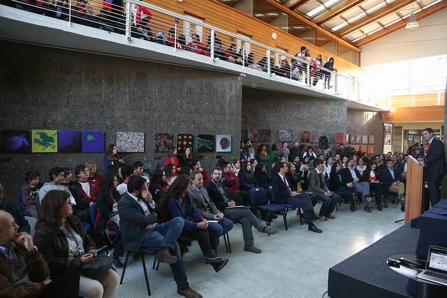 Cientifica la UC, Lanzamiento PAR Explora La Araucanía