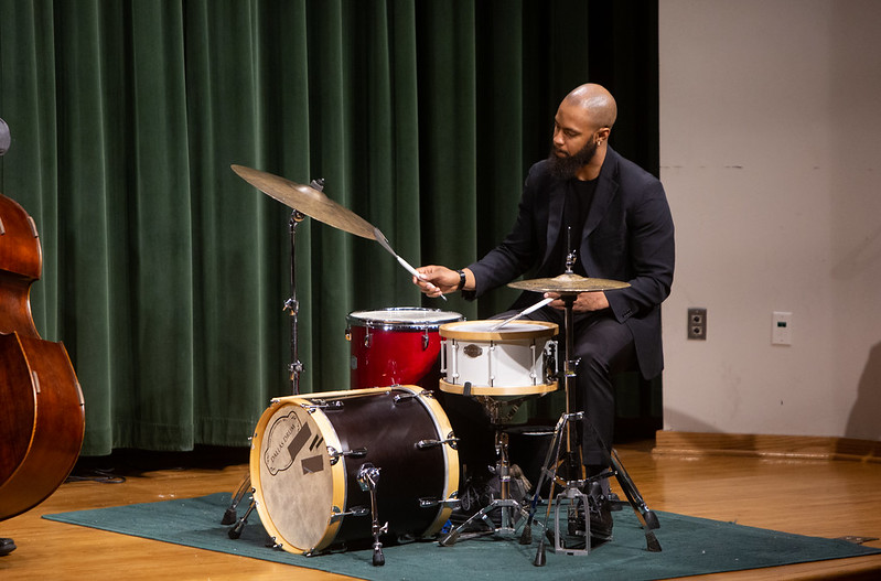 Joshua Espinoza Trio Spring 2019
