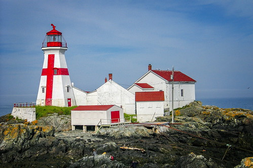 campobelloisland newbrunswick canada phare swallowtail lighthouse headharbour light maison
