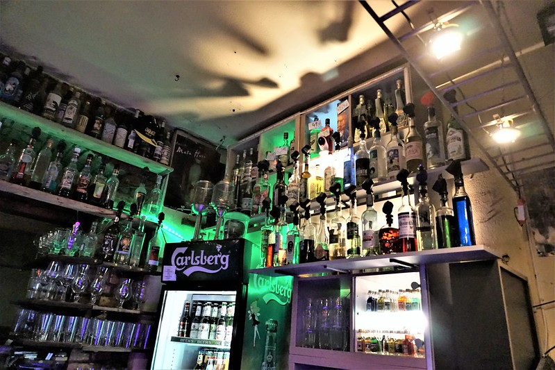 Absinth Tasting - An Airbnb Experience at Druide Bar, Berlin, Germany, March 8, 2019