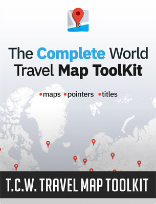 World Map ToolKit for Premiere Pro - 16
