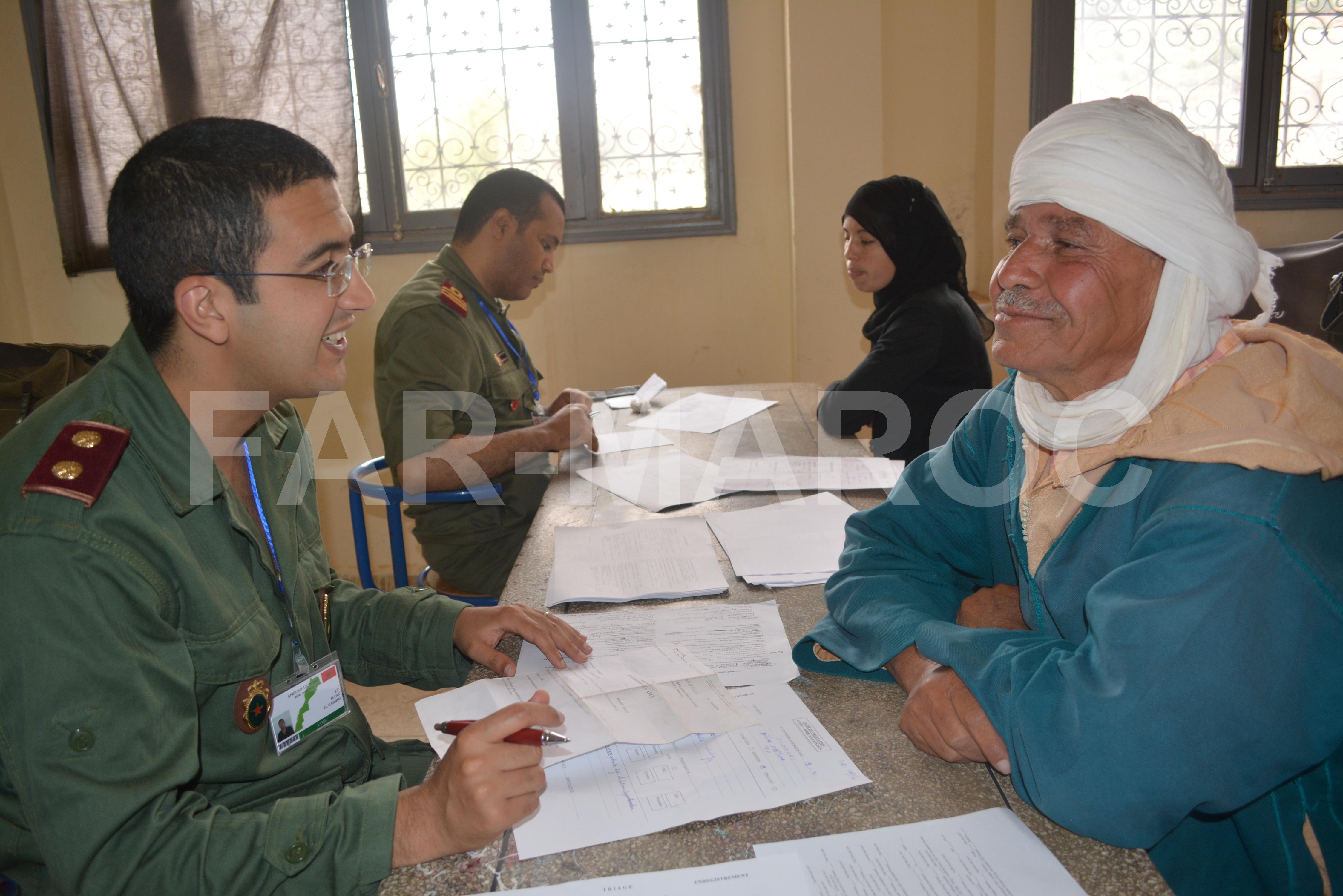 Les Opérations Humanitaires menées par nos Glorieuses Forces Armées Royales 47630847531_ebbb5c3bd9_o