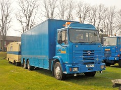 Lost-Albion posted a photo:1997 Foden van P819PGJ, Butts Close, Hitchin