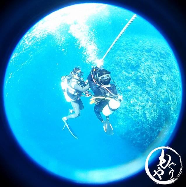 体験ダイビング☆ゆっくり行きましょう~♪♪