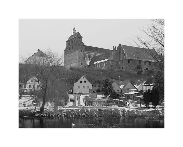 Der Dom zu Havelberg.