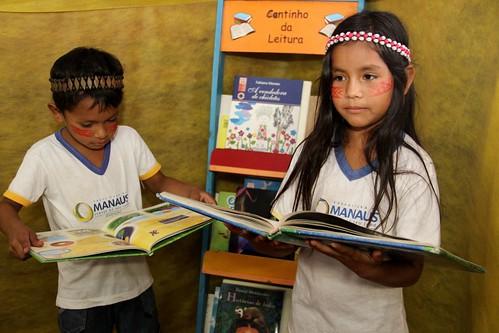 17.04.2019 Unicef Visita a Escola indigena 3 unidos