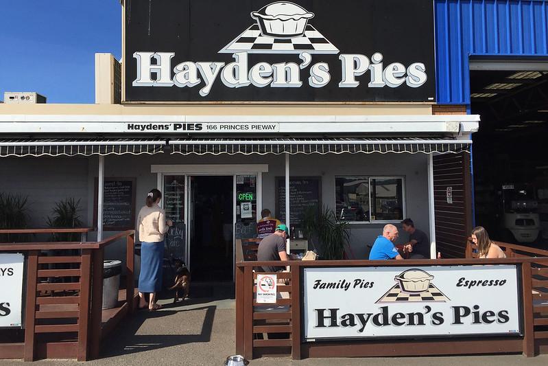 Hayden's Pies