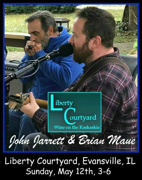 John Jarrett & Brian Maue 5-12-19