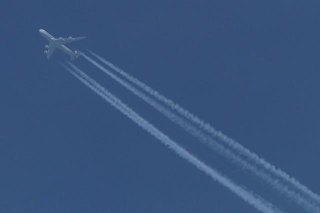 Lufthansa Retro Liveried Boeing 747-8 D-ABYT