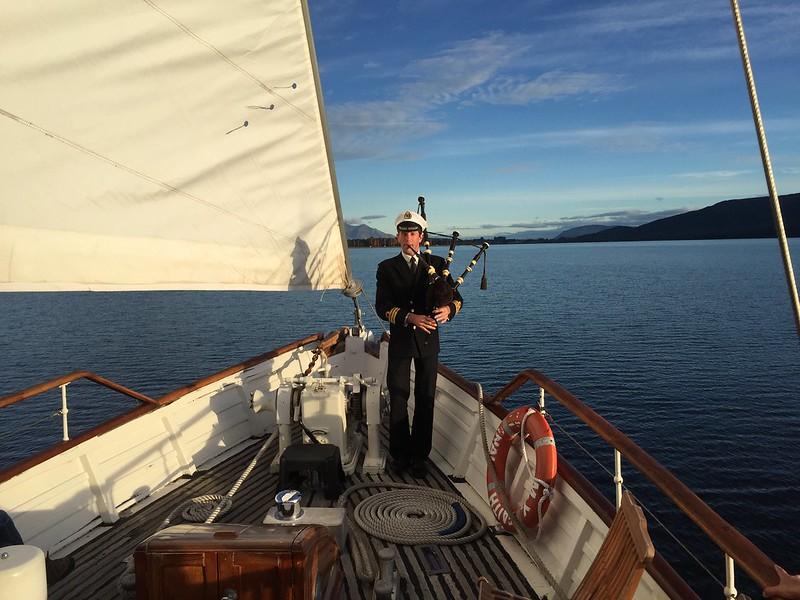 Te Anau Fiordland top things to do - small group leisure cruise Lake Te Anau