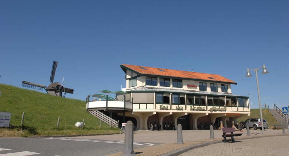 Oudeschild, Texel: Hotel Havenzicht   Your Dutch Guide