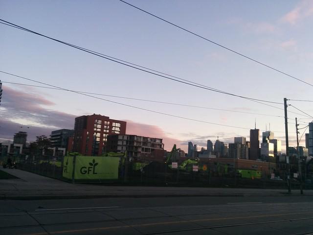 Regent Park demolition (2) #toronto #regentpark #parliamentstreet #demolition