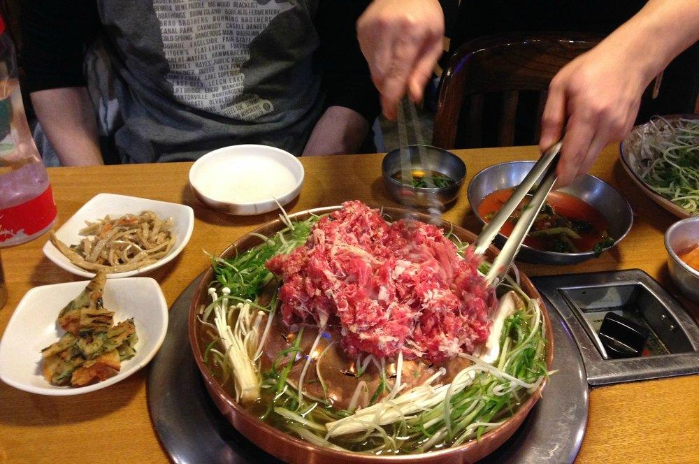 What to Eat in Seoul Korea - Bulgogi