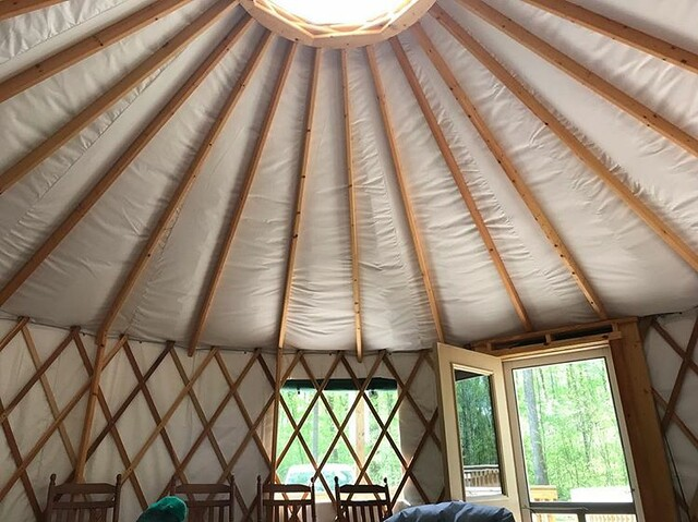 Is There Glamping At Virginia State Parks How About A Yurt State Parks Blogs With decades of experience under our belts, we apply our specialty skills into building truly special living spaces. there glamping at virginia state parks
