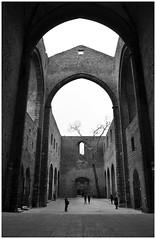 Chiesa Santa Maria dello Spasimo - Palermo - Sicily