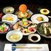 Enjoy Kumamoto Tsukushi @ Kappo Ro Ann with Kumamon and Akaushikun!